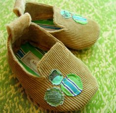 Cute baby boy shoes