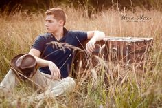 ©Olivia White Photography, male fashion, male portrait, field, vintage
