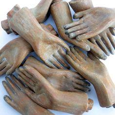 old santos hands...