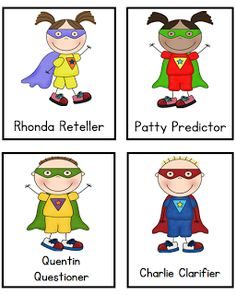 Reciprocal Reading on Pinterest | Reciprocal Teaching, Title 1 Reading ...