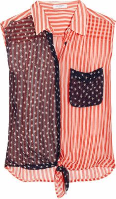 blouses, fashion, diem star, america, 4th of july, buttons, wardrobe staples, bristol, shirt