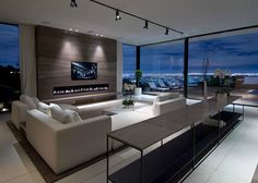 modern luxury homes