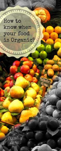 "How can you tell if you're ""Truly"" getting Organic food at the grocery store. Quick tips for smart savvy shoppers... http://www.youtube.com/watch?v=9fssfTT2wd0&t=7m0s"