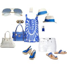 summer/ beach outfit beaches, fashion, summer outfit, beach outfits, white purs, cruises, closet, tank, blues