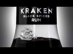 The Kraken: The Bottle, The Legend, The Rum