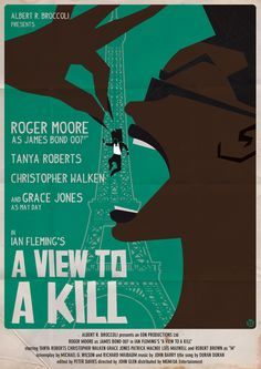 A View to Kill - movie poster