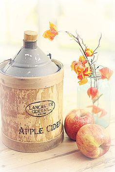 apple cider by lucia and mapp, via Flickr