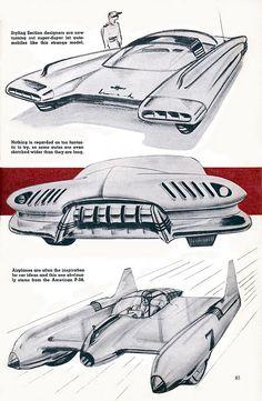 "GM ""Cars of Tomorrow"" Adv"