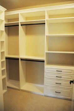 closet idea, closet project, closet organ, project closet, custom closet, closet porn, custom walk in closets