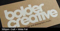 Craft Business Cards | Kraft Business Cards | Craft & Kraft Paper Business Cards Printing