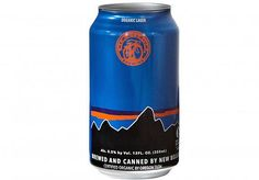 Patagonia Infused Lager - New Belgium Style | The Fix