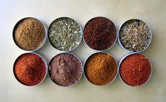 dry spice rubs