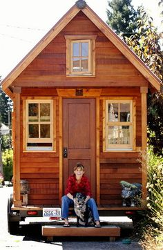 Dee Williams, the Tiny House Diva