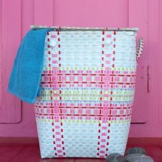 Pretty - Laundry Basket Mia from Berry Red http://www.berryred.co.uk/laundry-basket-mia/product# £50
