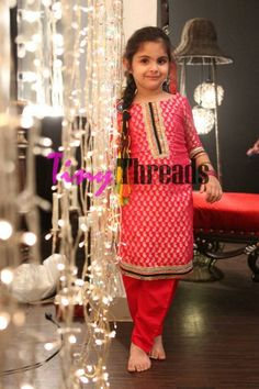 Tiny Threads Eid Collection 2013 For Kids