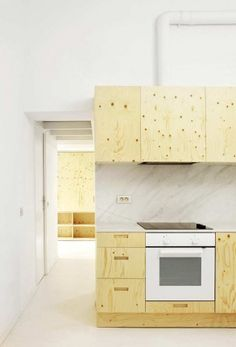 Housing in the Born Refurbishment | ARQUITECTURA-G