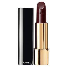Chanel Rouge Allure Lipstick in Rouge Noir might just have to be my Christmas gift to myself!