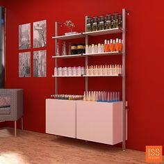 Salon design on pinterest salon design hair salons and for Armoire salon design