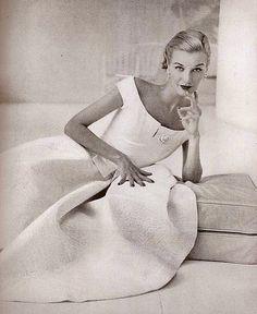 Sunny Harnett, Vogue Dec. 1951..