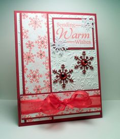 Send Warm Wishes in Red