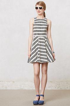 Dash Tennis Dress #anthropologie