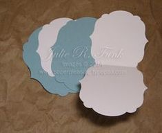 Tutorial For SU Labels Collection Easel Card   (April 08, 2014)