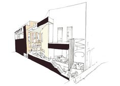 Arch 1201 Architecture Design: Peter Eisenman's diagram 2