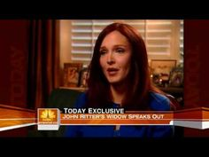 John Ritter's widow speaks about his death