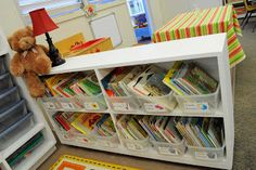 Another Classroom Library with FREE Organization Labels
