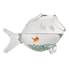 Glass Fish Bowl - I have this <3
