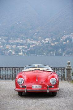 1955 Porsche 356 Pre A.