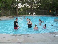 Hot Springs KOA Amenities - heated swimming pool (Memoral Day - Labor Day); Rec Room, Mini Golf, & other fun amenities!