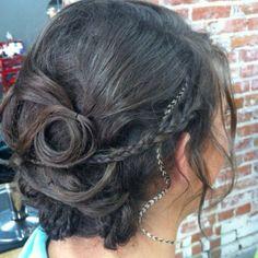 Wedding bridesmaid