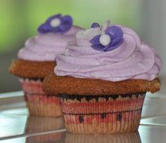 Earl Grey Cupcakes - Delights Of Culinaria