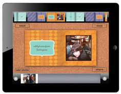 Make custom photo baby books with the free Helloalbums app!
