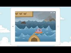 Bible Games for Kids | Our game video for Noah's Ark Bible Story with Built-in Games is up on YouTube!  If you've already got it, share with us how much your children love our Bible game.  Thanks and God Bless!