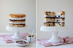 This Ice Cream Cake is the perfect summer treat.