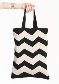 Zig Zag Bag by Hansel from Basel