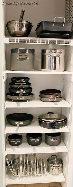 Tips for organizing