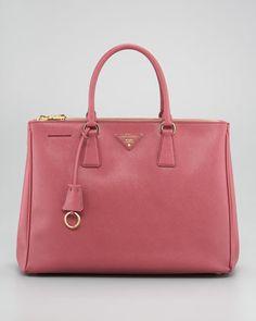 Saffiano Lux Tote Bag by Prada at Neiman Marcus.