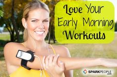 morning workouts... i will learn to love you!