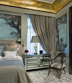 Lady's Suite, Manhattan - Bedroom 2 - Suzanne Lovell Inc.