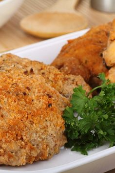 Original Weight Watchers Orange Crumbed Baked Chicken Recipe