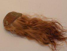 Creating a Tibetan Wig doll wig, wig cap