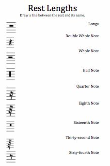 Image Result For Free Music Theory Worksheets Key Signatures
