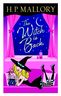 The Witch is Back, Book 4 in the Jolie series coming July, 2012!