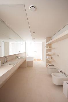 Banheiro Linear e Neutro