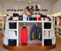 At the US Open? Don't miss our on-site store, featuring an exclusive tournament collection