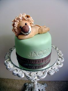 mini birthday cake smash
