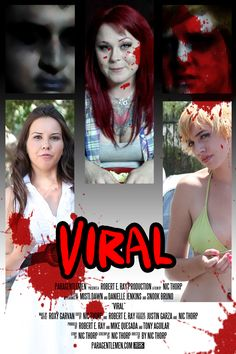"""Movie Poster for the Film """"Viral"""""""